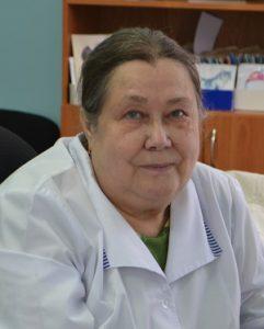 Алисова Светлана Михайловна
