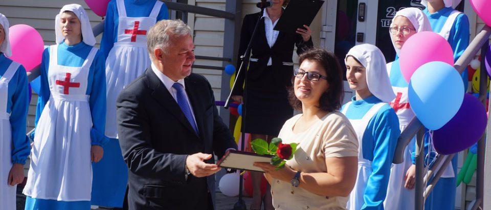 В Новосибирской области открылось первое в СФО отделение паллиативной помощи для детей