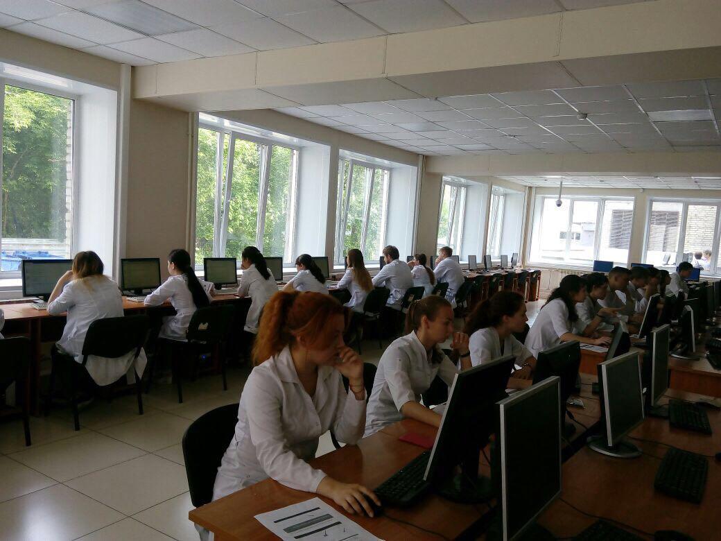 Начались аккредитационные экзамены