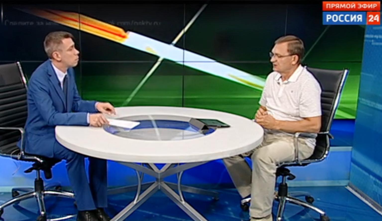 Сергей Дорофеев о телемедицине (ВИДЕО)