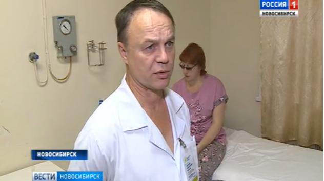В Областной больнице врачи отделения торакальной хирургии провели уникальную операцию (ВИДЕО)