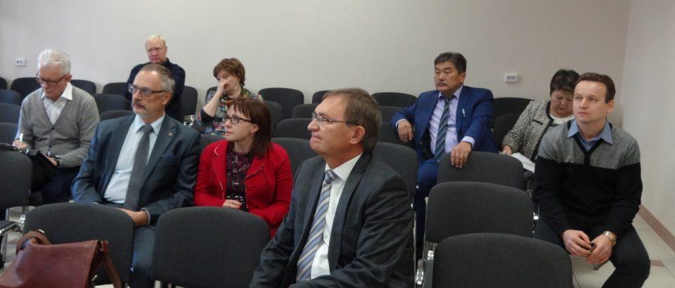 Состоялся координационный совет врачебных сообществ Сибирского федерального округа