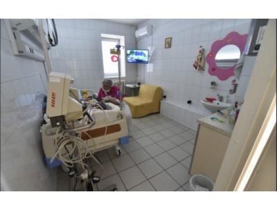 В детском паллиативном отделении Барышевской участковой больницы установлено новое оборудование