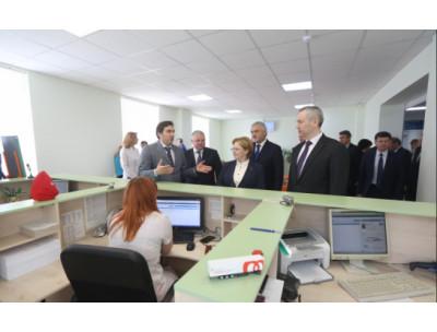 Министр здравоохранения РФ Вероника Скворцова высоко оценила положительные изменения в демографической сфере региона