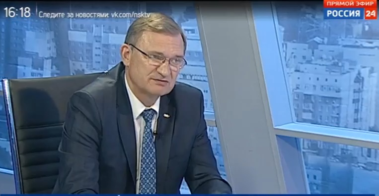 Интервью С.Б. Дорофеева на канале Россия24 по вопросам организации сети кабинетов общеврачебной практики