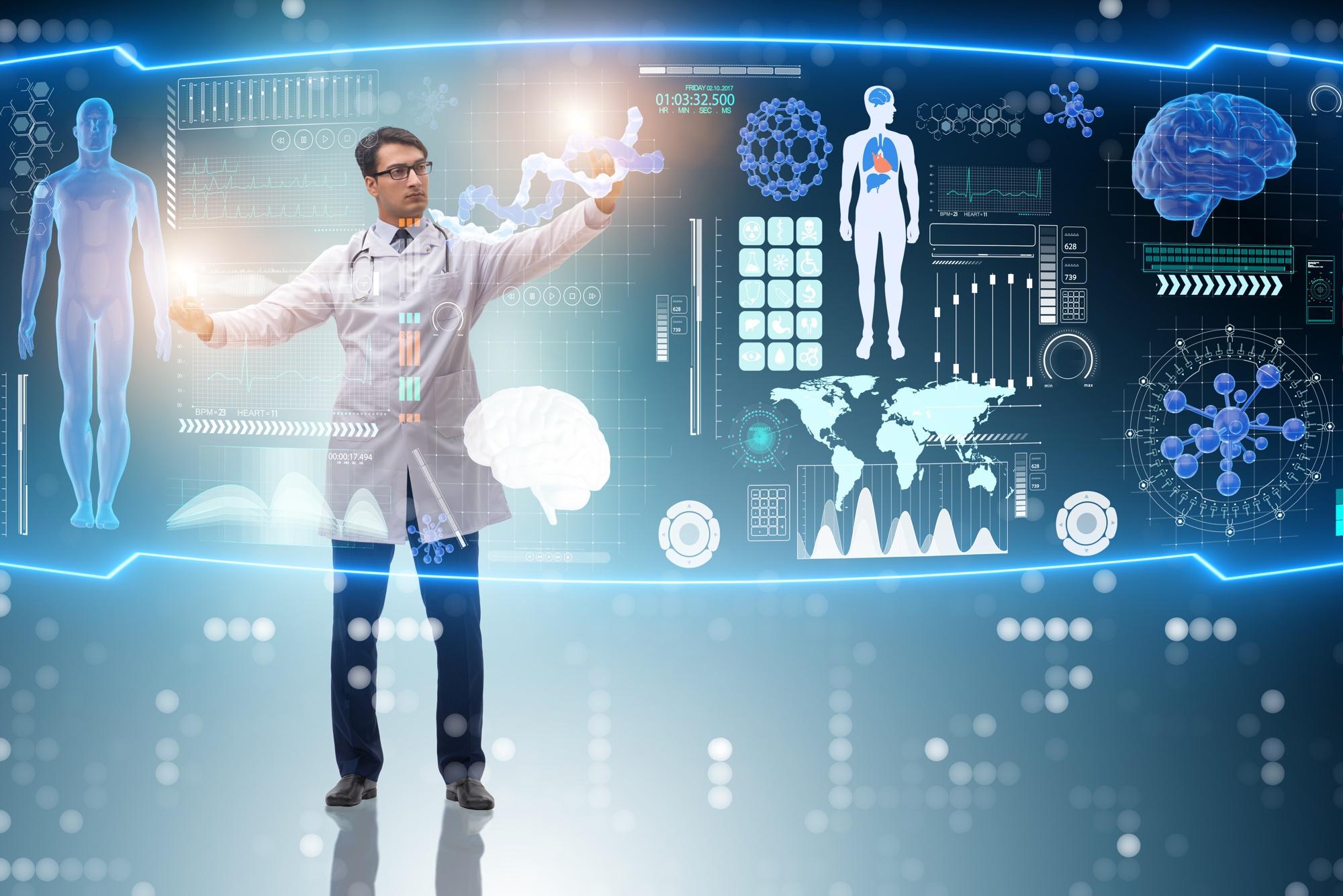 О проекте «Цифровое здравоохранение»