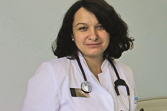Елена Мисюрина: врач не должен бояться!