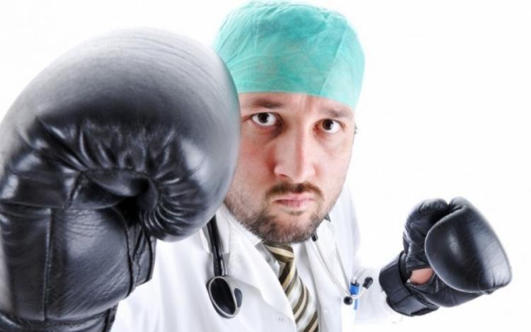 Семинар по самообороне для медицинских работников