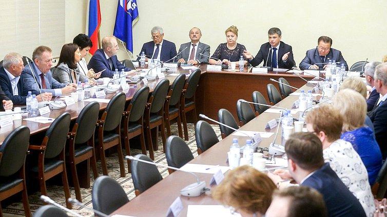 План проведения Комитетом Государственной Думы по охране здоровья парламентских слушаний и «круглых столов» в период весенней сессии 2019 года