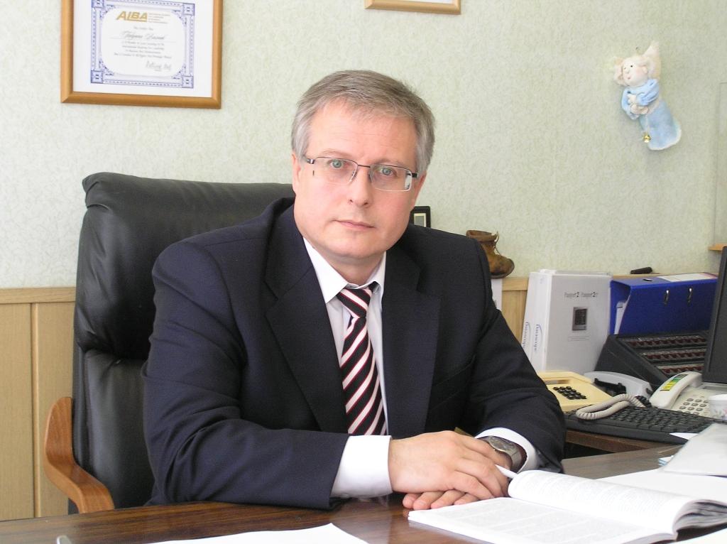 Сергей Викторович Астраков удостоен высокой награды