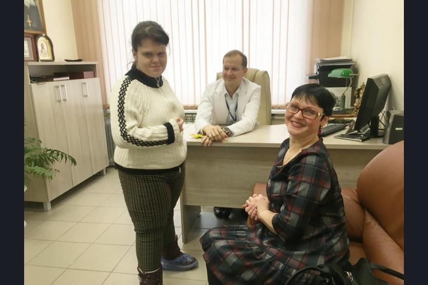 Специалисты Городской клинической больницы №25 спасли ребёнка с тяжелой формой ДЦП от двусторонней пневмонии