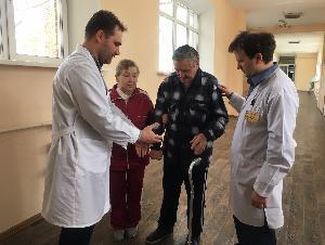 Врачи Городской клинической больницы №25 спасли жизнь пациентки, потерявшей много крови