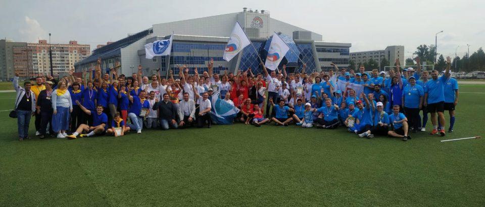 Завершились соревнования городского этапа Спартакиады медицинских работников Новосибирской области