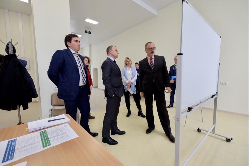 Первый в Новосибирске межрайонный консультативный офтальмологический кабинет откроют в этом году