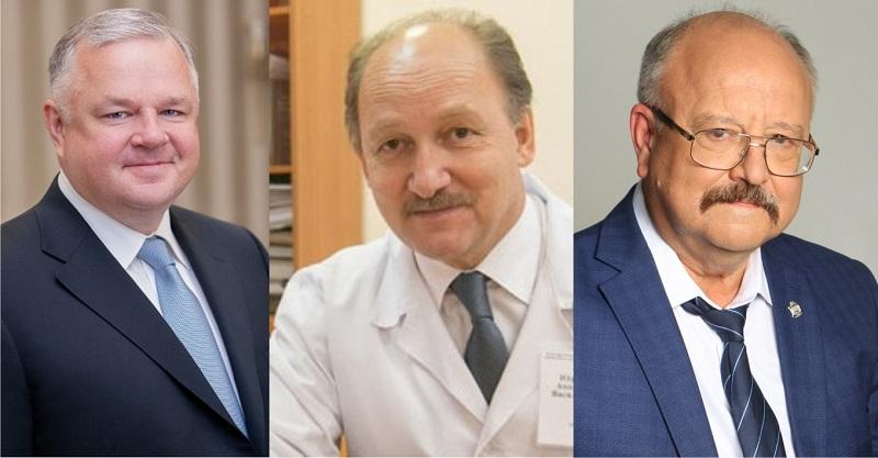 Сразу три главных врача новосибирских лечебных учреждений стали депутатами Законодательного собрания.