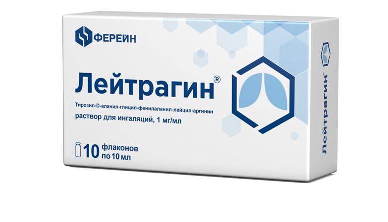 Зарегистрирован лекарственный препарат для лечения и профилактики поражения легких вирусной природы, разработанный ФМБА России