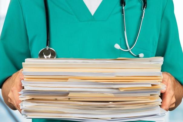 Практика оформления медицинской документации. Медицинская карта стационарного больного