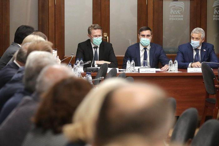Комитет Госдумы по охране здоровья поддержал проект бюджета на 2022—2024 годы